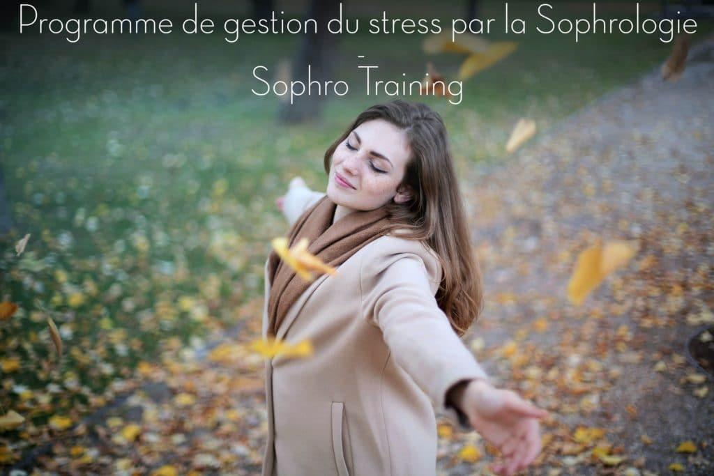 gestion du stress par la sophrologie